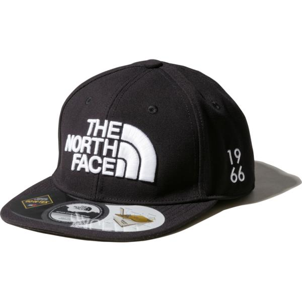 ザ・ノースフェイス THE NORTH FACE ウォータープルーフトラッカーキャップ(ユニセックス) キャップ NN02039-K(ブラック)