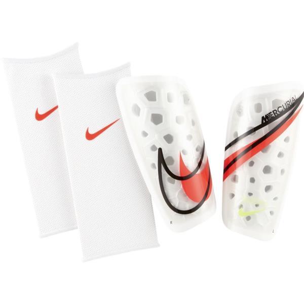 21FW ナイキ Nike マーキュリアルライト サッカーシンガード 購入 ブライトクリムゾン SP2120-109 格安激安 ホワイト ブラック