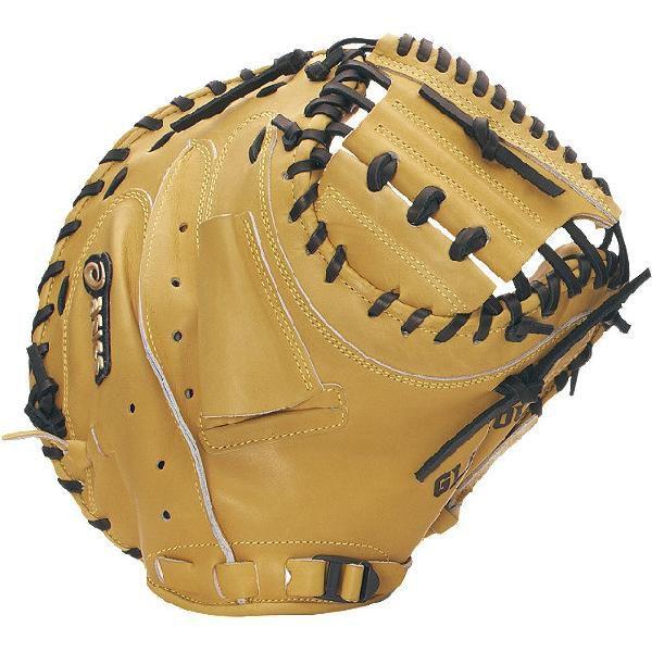 アシックス 硬式用グロリアス キャッチャー用 13SS 野球 硬式グラブ BGH3GE-1490