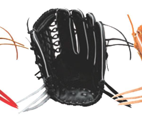 ウィルソン 硬式用Wilson Staff 外野手用 野球 硬式グラブ WTAHWN7WF-90 (ブラック)