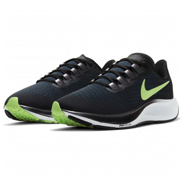 ナイキ Nike エア ズーム ペガサス 37 NEW ランニングシューズ BQ9646-001(ブラック/ヴァレリアンブルー/スプルースオーラ/ゴーストグリーン)