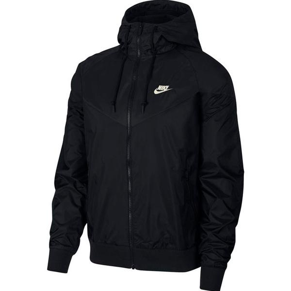 ナイキ Nike WR HD ジャケット NEW ウインドブレーカー AR2192-010(ブラック/ブラック/ブラック/セイル)