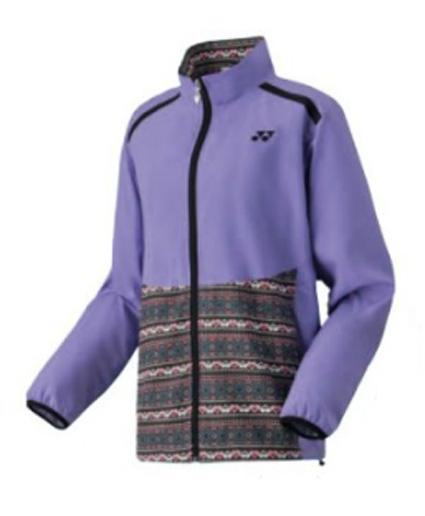 ヨネックス レディース裏地付ウィンドウォーマーシャツ 14FW テニス レディースウォームアップウエア 78040-044