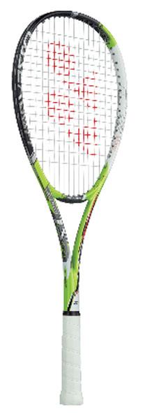 ヨネックス レーザーラッシュ 1S(LASERUSH 1S) 16SS ソフトテニスラケット LR1S-005 (ライム)