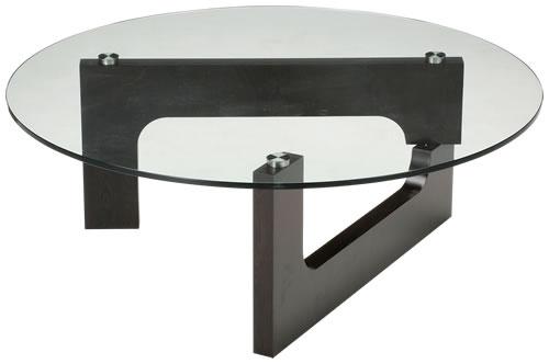 ガラステーブル CE206R <<セール品の為、返品・交換不可>>