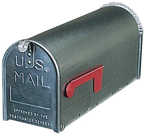 メイルボックス ALM11 【郵便ポスト/アルミ製/アメリカ製/直輸入品】