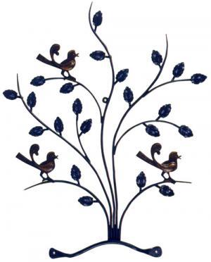 ウォールデコレーション 木と鳥
