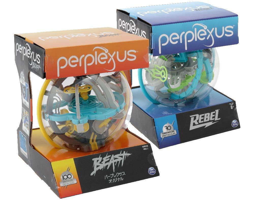 パープレクサスのオリジナル ルーキーの2つがセットに 日本正規代理店品 パープレクサス 2セット B オリジナル ルーキー 立体 ゲーム 超定番 6歳 球 人気 迷路 玩具 3D 価格交渉OK送料無料 転がし 知育