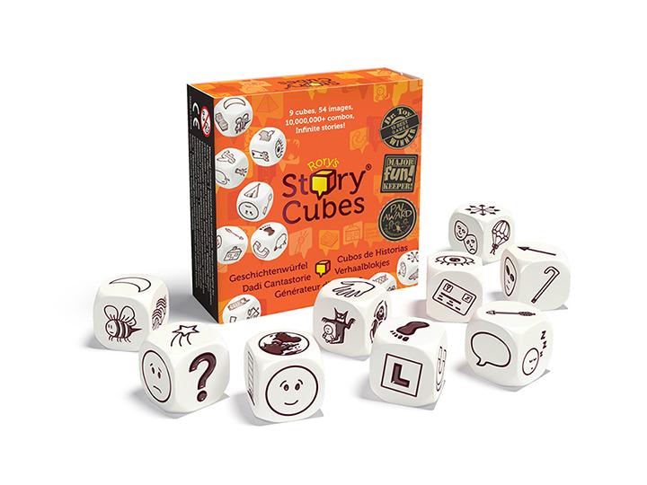 年齢に関係なくお楽しみ頂けるお話サイコロ ゲーム のオリジナル版 作文 文章のトレーニングの教材 英語教材 知育玩具として また絵本 読み聞かせ のツールとしてもおすすめ 送料無料 ローリーズストーリーキューブス Rory story cubes オリジナル 知育 手数料無料 玩具 教材 ことばあそび まで 子供 2歳 想像力 3歳 脳トレ 供え 大人 小学 女の子 男の子 教育 1歳 学習玩具 生 高学年 英語