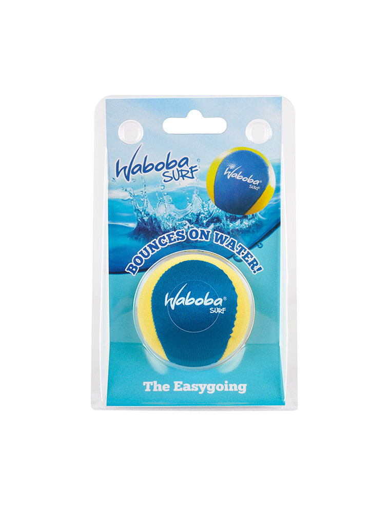 普通のボールが地面で跳ねるように ワボバは水面を跳ねていきます 海 湖 プールなどで新しい水遊び スポーツとしてお楽しみ頂けます WABOBA SURF ワボバ サーフ 最新アイテム ビーチボール ボール おもちゃ 玩具 海外 レジャー プレゼント 大人 輸入 子供 女の子 屋外 リゾート 男の子 プール 贈り物 品質保証 外遊び アウトドア ビーチバレー