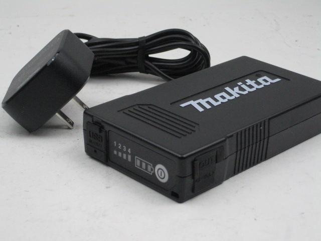 ファンジャケット 暖房シリーズに共通で使えるバッテリ NEW マキタ 品質検査済 25S80 BL1055B 全国一律送料無料 ファンジャケット用バッテリ
