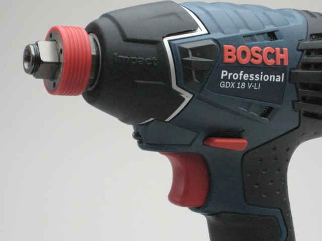 【再入荷!】 ボッシュ BOSCHバッテリーインパクトドライバーGDX18V-LI【送料無料】【送料無料】, 靴の通販ショップ 靴のベル:47dd7821 --- business.personalco5.dominiotemporario.com