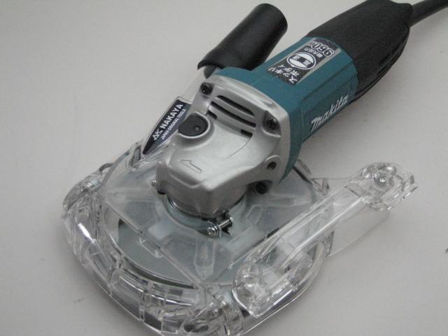 供NAKAYA混凝土平面研磨使用的集尘适配器飓风NKC-125