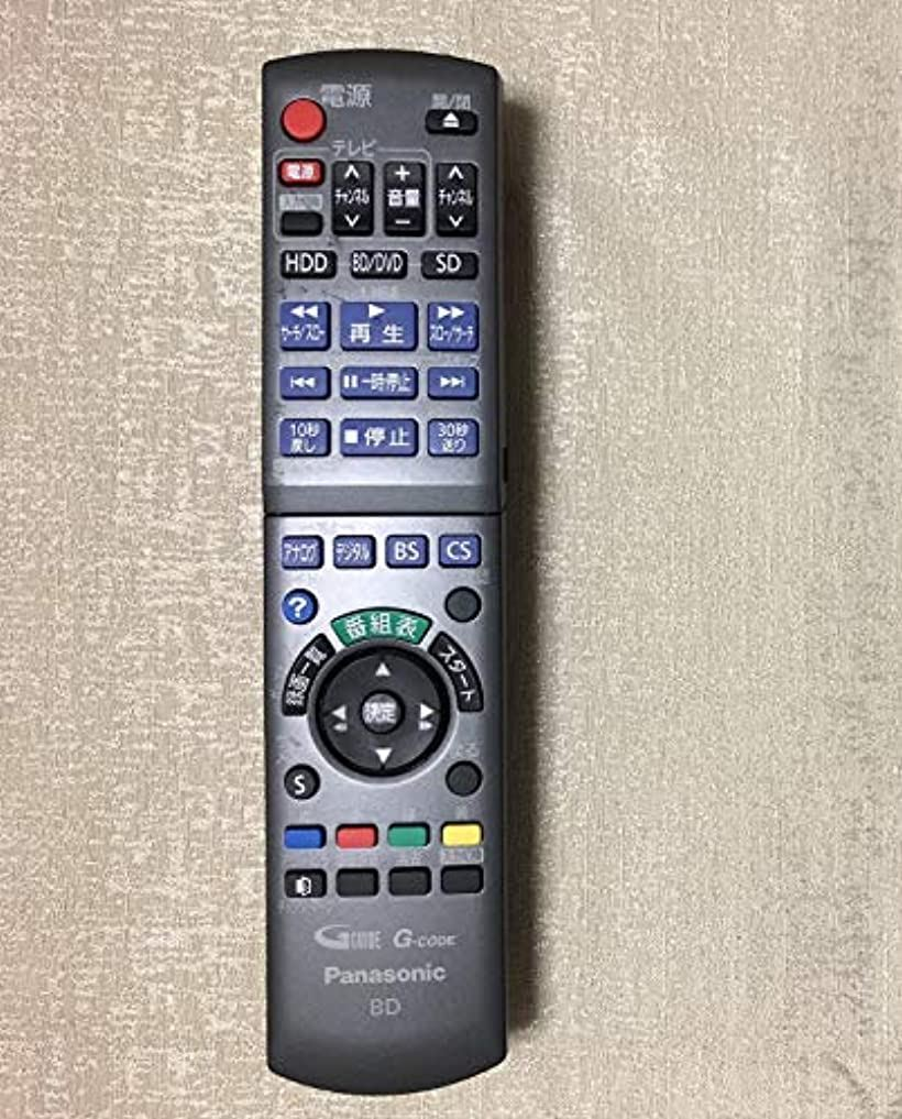 ブルーレイディスクレコーダー用リモコン N2QAYB000346(黒)