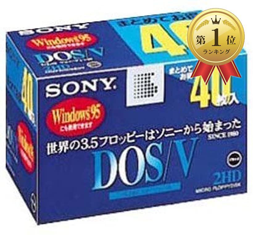 3.5インチ 2HD フロッピーディスク 40枚 DOS/V対応 Windows