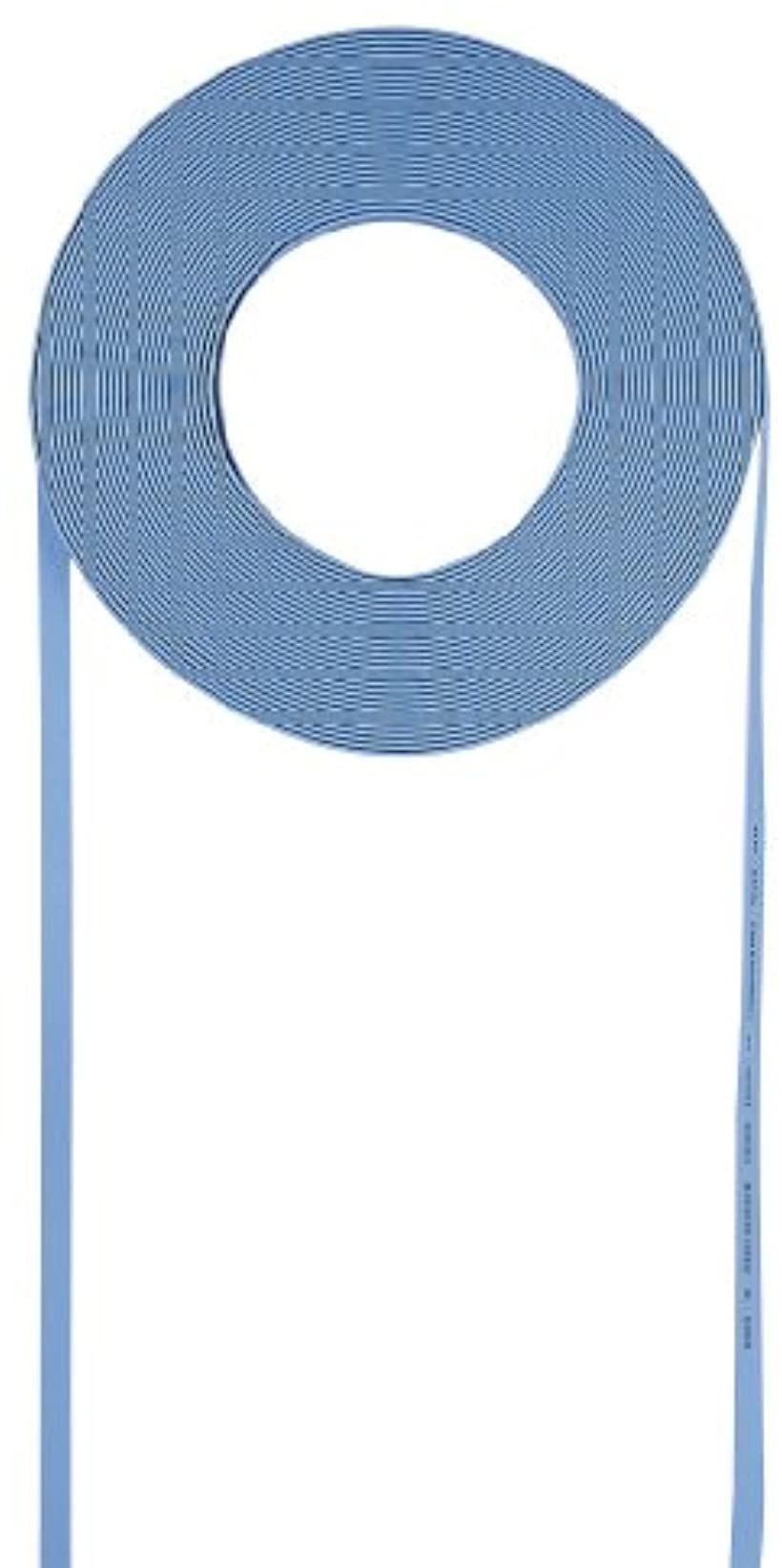 超フラットケーブルのみ100m[LA-FL5-CB100LB](ライトブルー, 100m)