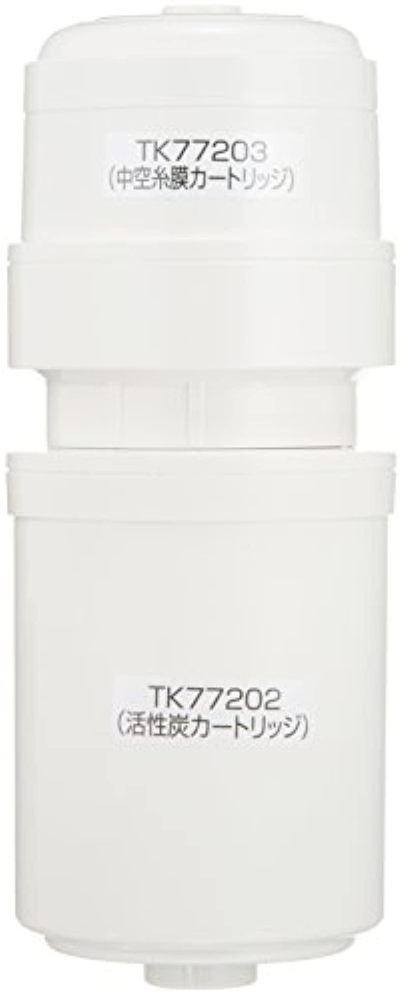 整水器カートリッジ アルカリミズトピア アルカリイオン整水器用 1個 TK77201