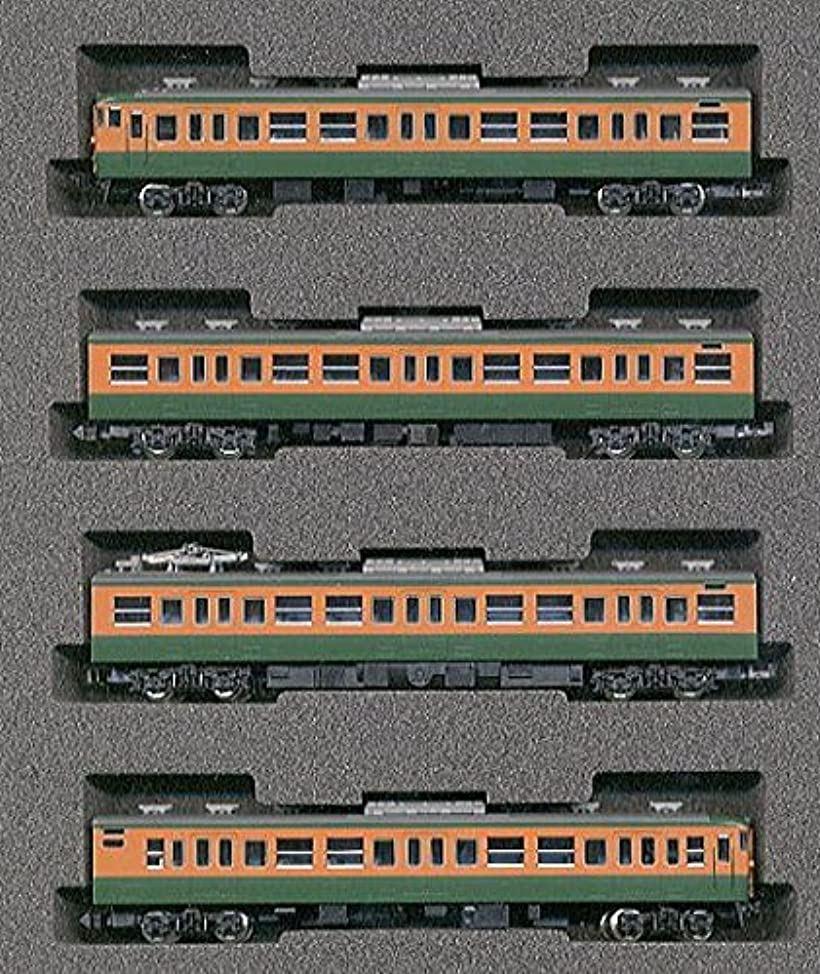 Nゲージ車両 113 2000系近郊電車 湘南色 B 92711 [トミーテック(TOMYTEC)]