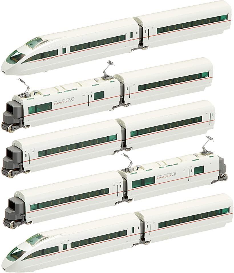 TOMIX Nゲージ Nゲージ 小田急ロマンスカー50000形 VSEセット VSEセット 鉄道模型 TOMIX 電車[92754][トミーテック(TOMYTEC)], 長靴をはいた熊:e62dc2df --- officewill.xsrv.jp