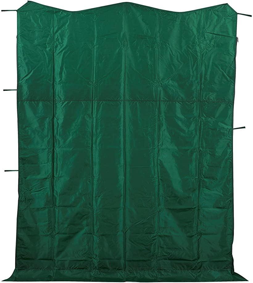グランド タープ サイドパネル ダークグリーン2.7m[M-5924](グリーン, 2.7m)