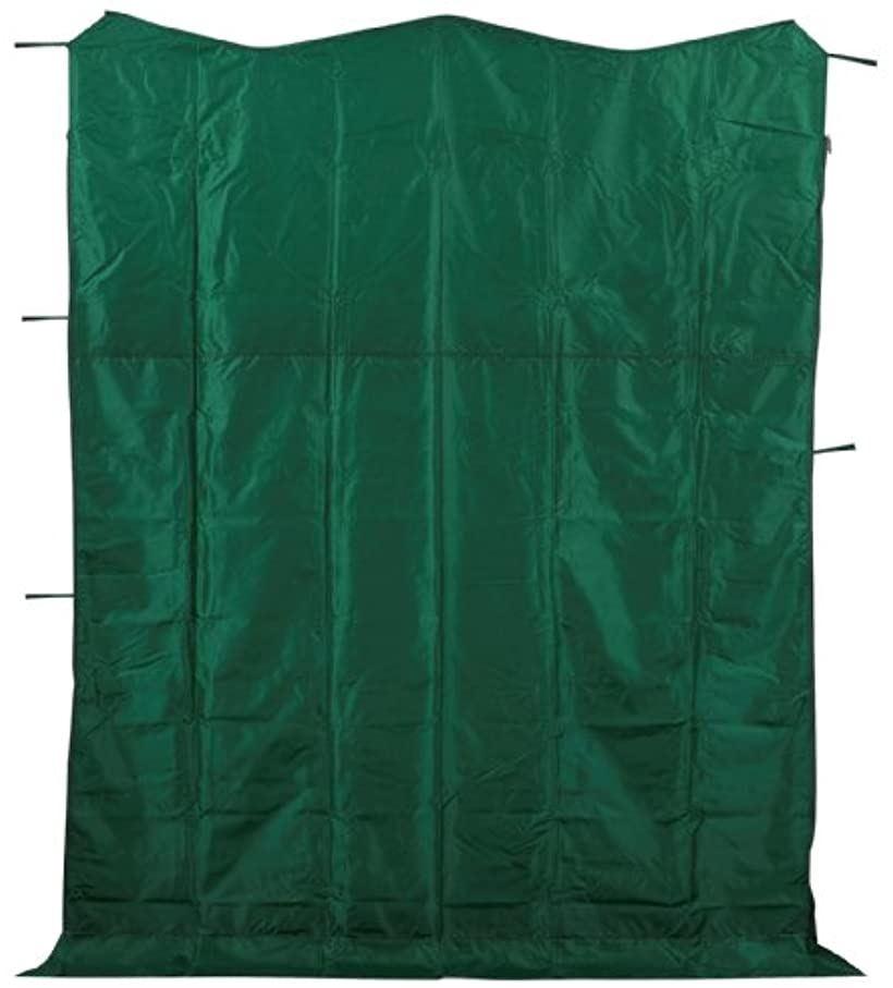 CAPTAIN STAG グランド タープ サイドパネル ダークグリーン1.8m[グリーン][M-5917][キャプテンスタッグ(CAPTAIN STAG)]
