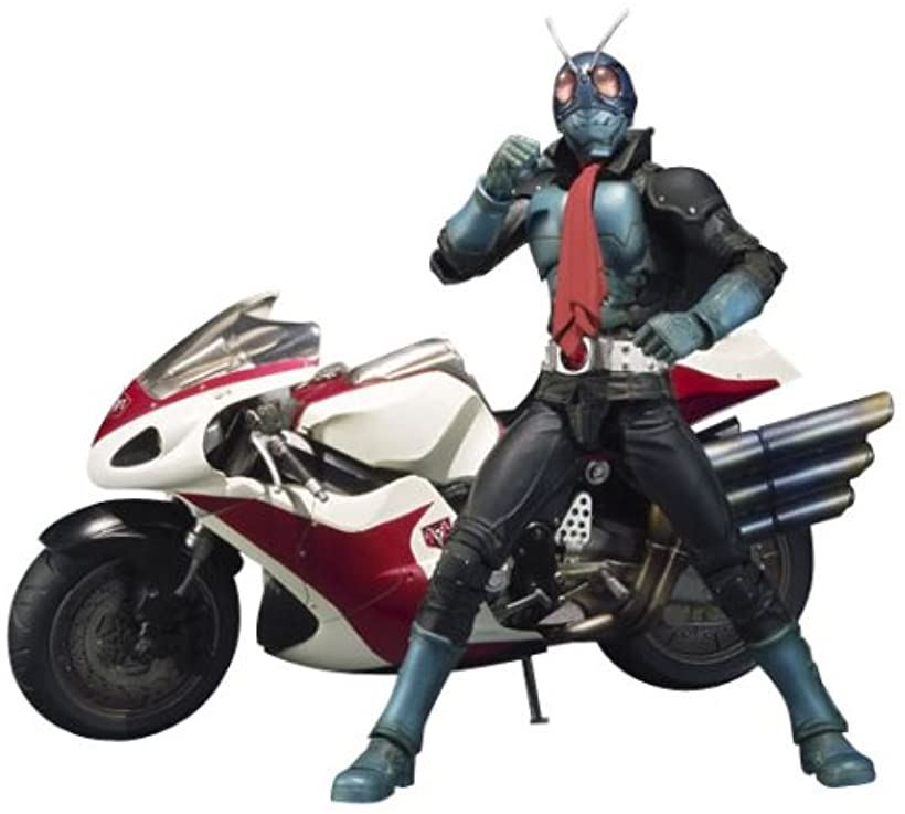 S.I.C. VOL.46 仮面ライダー1号&サイクロン 仮面ライダーTHE FIRST[na]