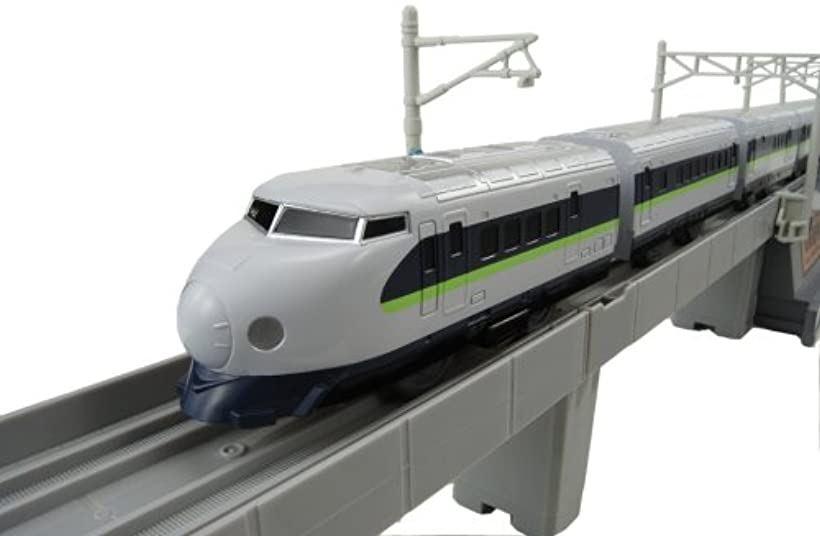 プラレール さよなら 0系新幹線フレッシュグリーンセット[TKT2629](フレッシュグリーン)