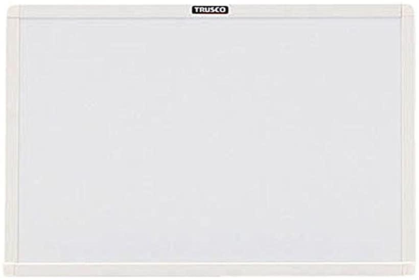 スチール製ホワイトボード 白 300X450 WGH142S WGH142S W
