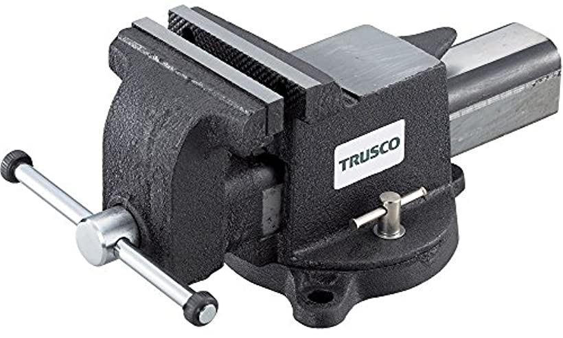 回転台付アンビルバイス 125mm VRS125N(全長(mm): 370)