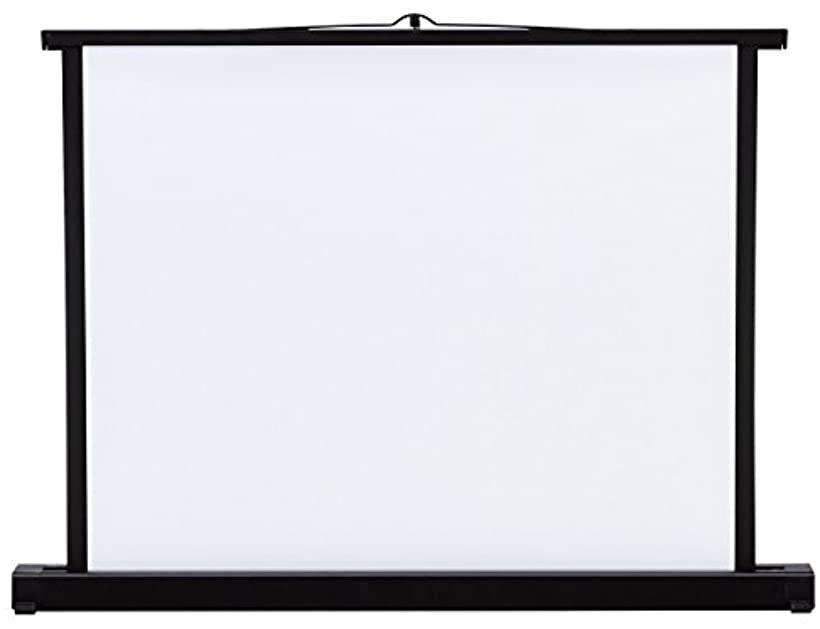 プロジェクタースクリーン 机上式 30型[PRS-K30K]
