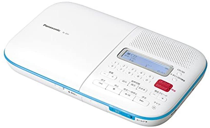CD語学学習機 SL-ES1-W(ホワイト)