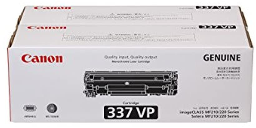 CRG-337VP トナーカートリッジ337VP[CRG337VP](A4)