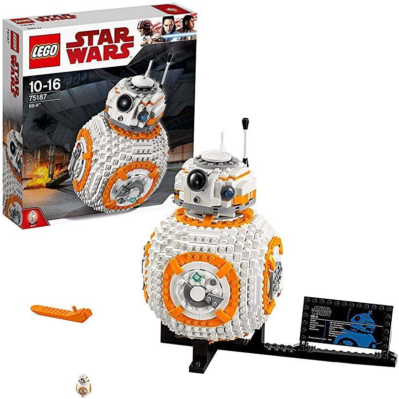 商品追加値下げ在庫復活 値引き レゴ LEGO スター BB-8? ウォーズ 75187