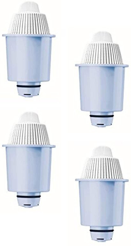 浄水器カートリッジ ポッド型用 4個 TK-ACP21C4(ホワイト)