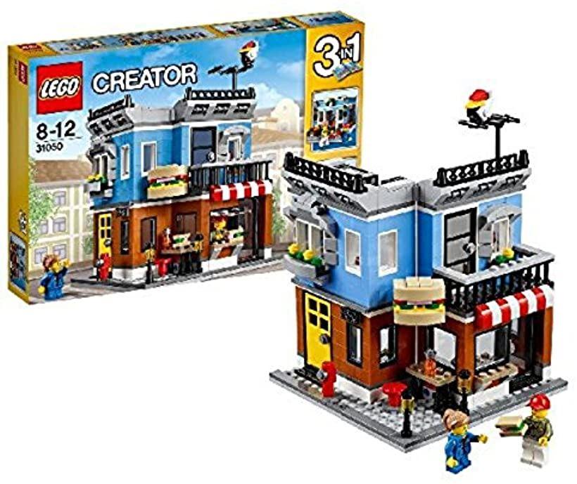 クリエイター 街角のデリ [31050] [レゴ (LEGO)]