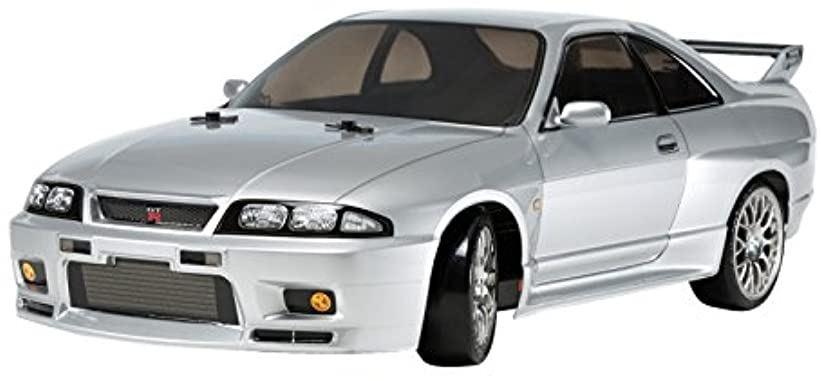 1/10 電動RCカーシリーズ No.604 ニッサン スカイライン GT-R R33 TT-02Dシャーシ ドリフトスペック オンロード 58604[300058604]