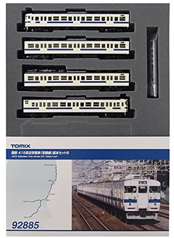 TOMIX Nゲージ 415系 415系 常磐線 基本セットB [92885] 鉄道模型 電車 [92885] 鉄道模型 [トミーテック(TOMYTEC)], 彩雲堂:543ccf5e --- officewill.xsrv.jp