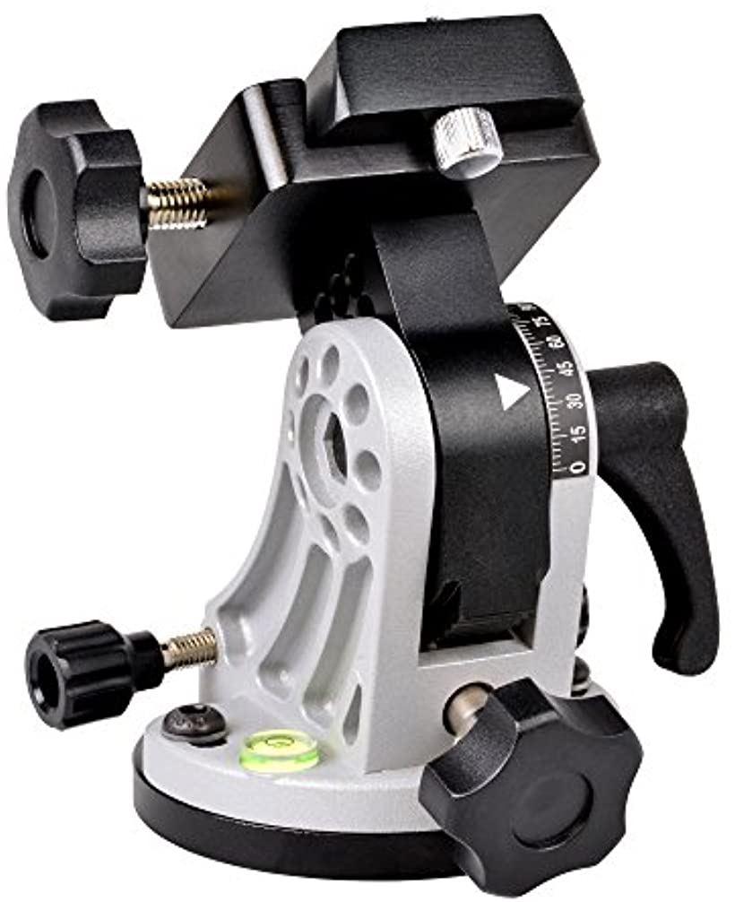 Kenko 天体望遠鏡アクセサリー スカイメモS/T用微動雲台 SV [シルバー] [455241] [ケンコー]