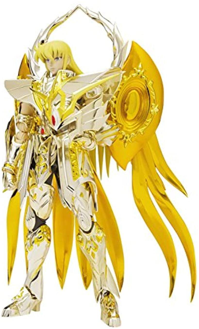 聖闘士聖衣神話EX バルゴシャカ 神聖衣 約180mm ABS&PVC&ダイキャスト製 塗装済み可動フィギュア BAN97420(全高:約180mm)