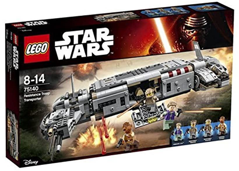 レゴ LEGO スター ウォーズ OUTLET SALE 新作続 75140 反乱軍トループ トランスポート