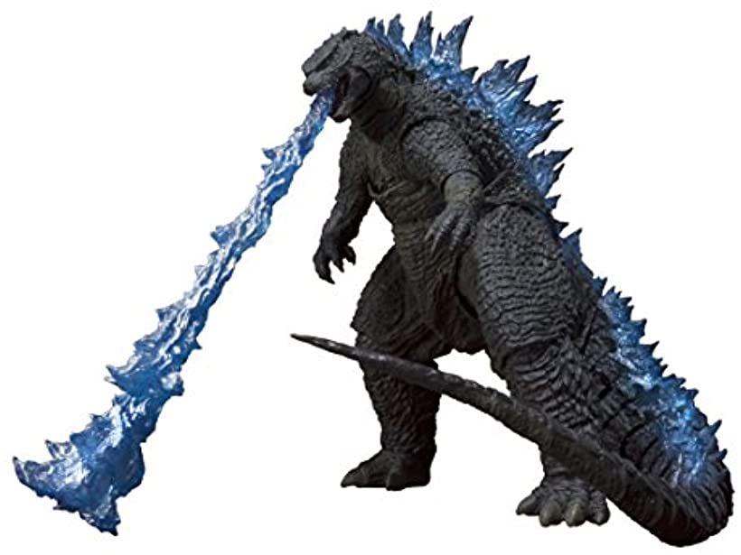 S.H.MonsterArts ゴジラ 2014 Spit Fire Ver. BAN95941