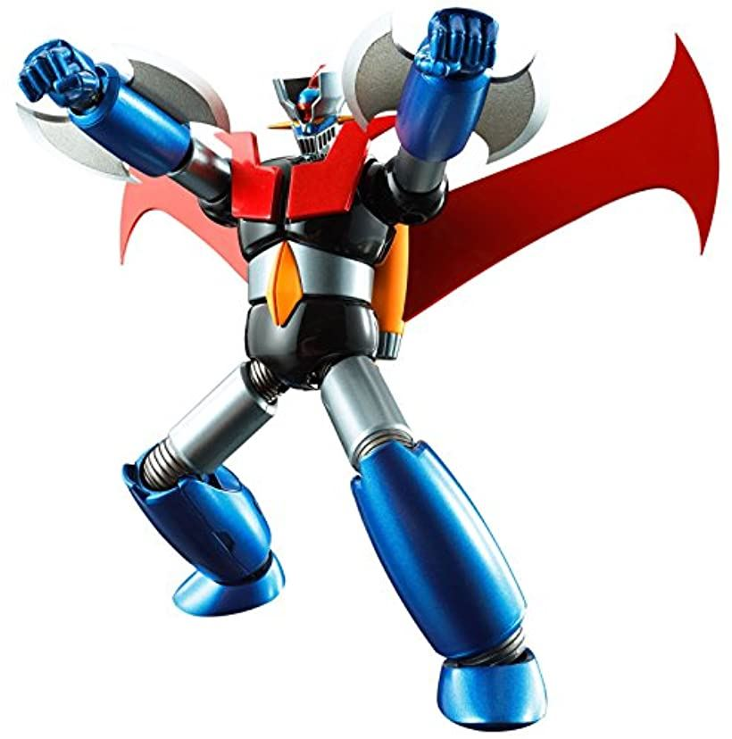スーパーロボット超合金 マジンガーZ アイアンカッターEDITION 約135mm ダイキャスト&ABS&PVC製 塗装済み可動フィギュア[BAN06287]