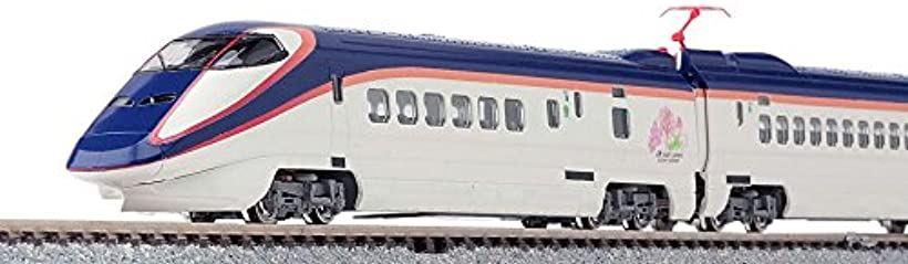 TOMIX Nゲージ E3 2000系 山形新幹線 つばさ 新塗装 基本セット 鉄道模型 電車[92564]