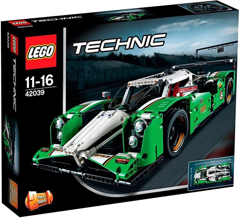 テクニック 耐久レースカー [42039] [レゴ (LEGO)]