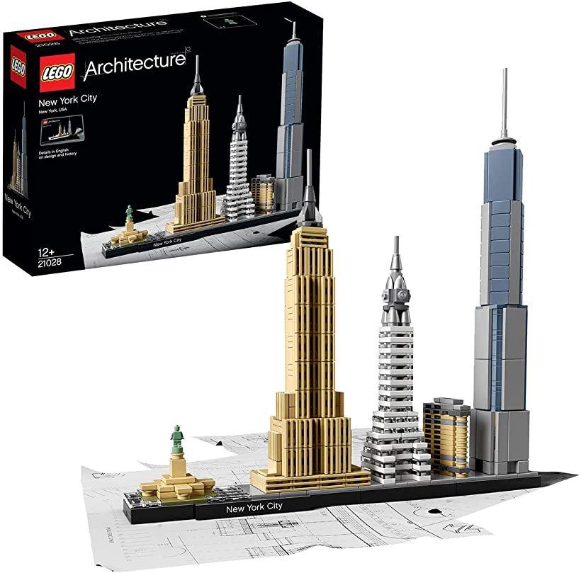 アーキテクチャー ニューヨーク[21028][レゴ (LEGO)]