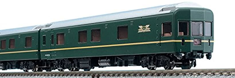 Nゲージ 限定24系客車 限定24系客車 Nゲージ 特別なトワイライトエクスプレス・8両フル編成セット[98955][トミーテック(TOMYTEC)], 小笠原フルーツガーデン:b345d7c5 --- officewill.xsrv.jp