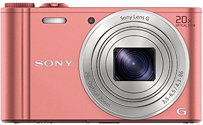 デジタルカメラ Cyber-shot WX350 光学20倍 DSC-WX350-P(ピンク)