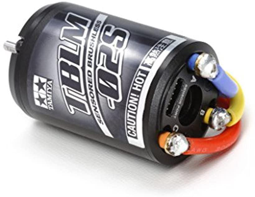 ホップアップオプションズ No.1611 OP.1611 ブラシレスモーター 02 センサー付 10.5T[54611]