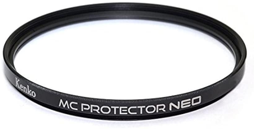 Kenko 105mm レンズフィルター MC プロテクター プロフェッショナル NEOレンズ保護用 日本製[720509](ブラック, 105mm)