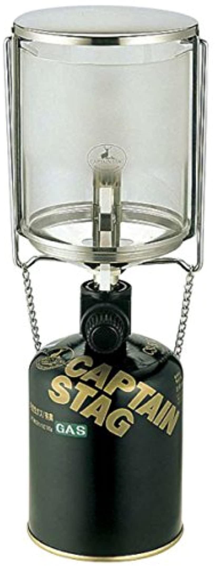 キャンプ 防災用 ガス ランタン ライト 照明 フィールド L 圧電点火装置付UF-8[UF-8]